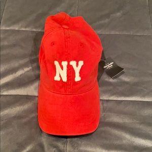 A&F NY Baseball Cap
